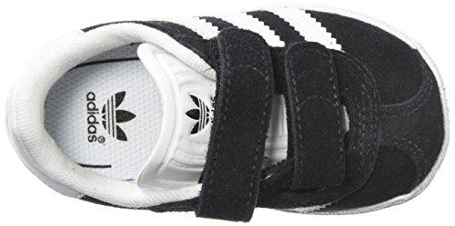 bambini Adidas Black I white Originalsgazelle white Unisex Cf Core Gazelle wXZwTq