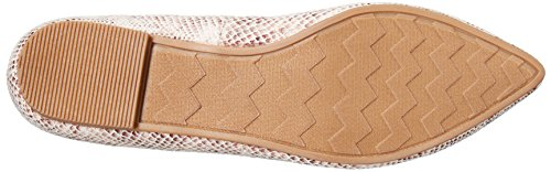 Chinese Laundry Womens Endless Summer Ghillie Flat Natural Snake 2LifO7al
