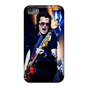 Protector Hard Phone Covers For Iphone 6 With Allow Personal Design Realistic Red Hot Chili Peppers Image ColtonMorrill