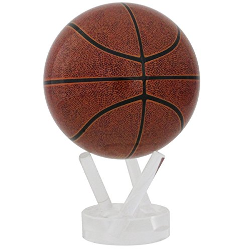 4.5'' Basketball MOVA Globe by Mova