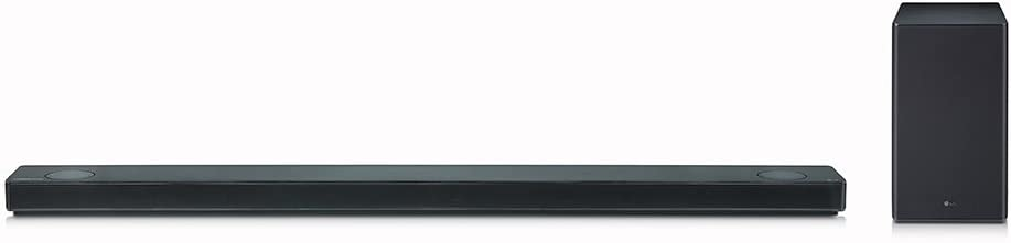 LG SK10Y 5.1.2 Channel Hi-Res Audio Sound Bar with Dolby Atmos (2018)