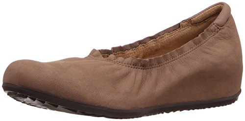 Softwalk Women's 11 US Dark M Taupe Wish Flat Black v7xdvwrq