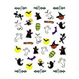Joby nail stickers Halloween - HA-05