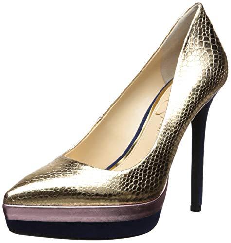 - Jessica Simpson Women's LOYREN, Karat Gold, 9.5 Medium US