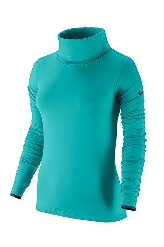 NIKE Langarm Shirt Pro Hyperwarm Infinity - Calzado de botas de senderismo para mujer Dusty Cactus