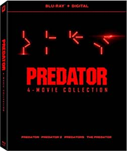 Predator: 4-movie Collection [Blu-ray]