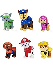 PAW Patrol, Movie Pups Gift Pack with 6 Collectible Toy Figures, Kids Toys for Ages 3 and up