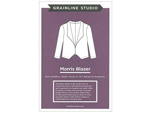 Grainline Studio 14001 Morris Blazer Ptrn