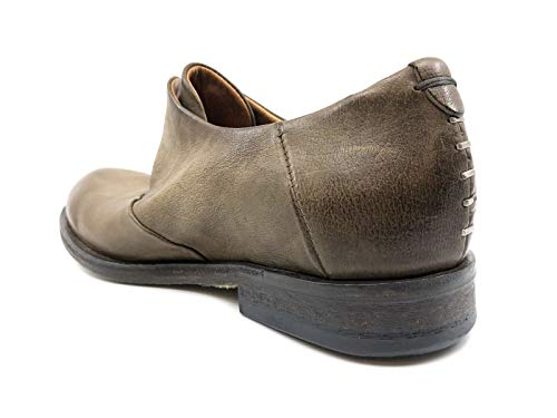 490103 Brown Pelle Marrone Uomo Scarpa In 98 A s px18qwEn4
