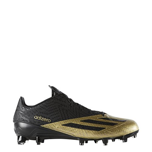 Adidas Adizero 5star 5.0 Tacchetta Da Calcio Mens Black-core Black-gold Metallic