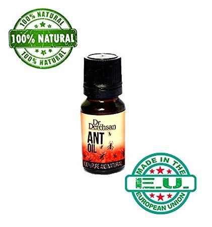 1 x Dr. derehsan 100% hormigas de aceite Depilación permanente Producto natural 10 ml