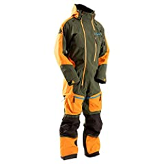 Go deep into the backcountry on an adventure with ample coverage and warmth in the Novo V3 Mono Suit. This one piece suit is designed to handle the wear and tear of riding snowmachines and keep snowmobile riders dry both from internal and ext...