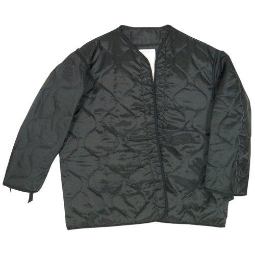 Fox Outdoor Products M65 Field Jacket Liner, Black, Medium ()