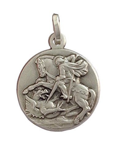 St George Ring (Saint George Medal - The Patron Saints Medals)