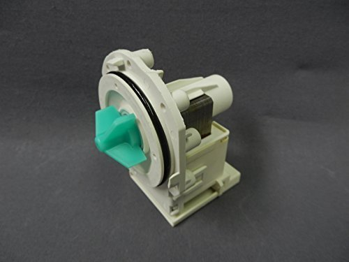 dishwasher pump assembly - 2