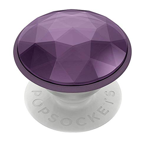 PopSockets PopGrip: Swappable Grip for Phones & Tablets - Disco Crystal Orchid