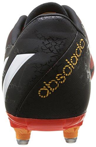 adidas P Absolado Instinct - Botas de Fútbol Hombre Cblack/Cwhite/Solred