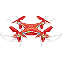 RC Quadcopter,X13D Drone 2.4GHz 4CH Led Mini Remote RC Quadcopter 3D Rollover Christmas Gift By Dacawin (Red)