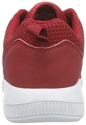 Kappa SPEED II Footwear unisex - zapatilla deportiva de material sintético unisex Rojo - Rot (1910 chili/white)