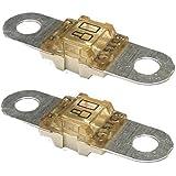 2 x Leistungssicherung Streifensicherung Sicherung Midi / weiss / 80A / 58V