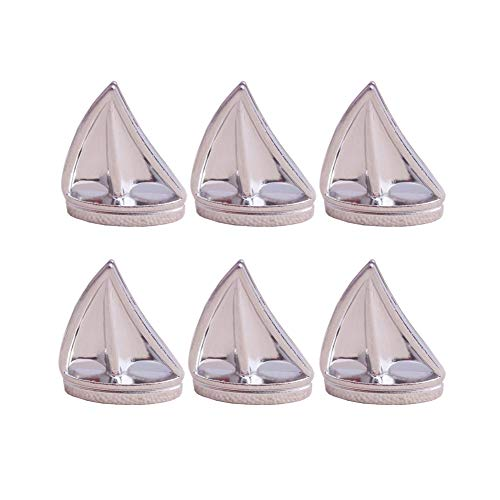 - Whale GoGo 6 Pieces Sailboat Type Place Card Clips Table Number Menu Photo Stands Holders