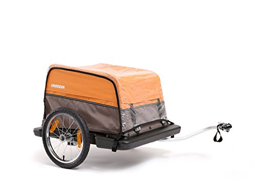Croozer Rain Cover for Pet & Cargo Trailers