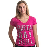 Party V neck T-shirt