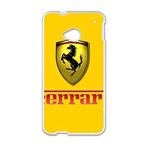 Malcolm Ferrari sign fashion cell phone case for HTC One M7