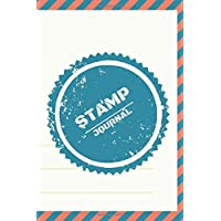 Stamp journal: 600 stamp slots to fill