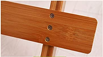 Qixian sgabello per doccia pieghevole portatile in legno per