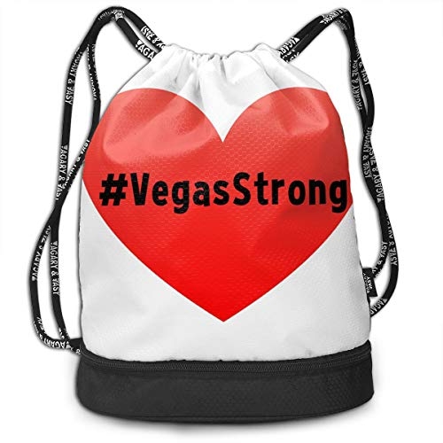Vegas Strong Bundle Backpack Fashion Cosmetic Bag