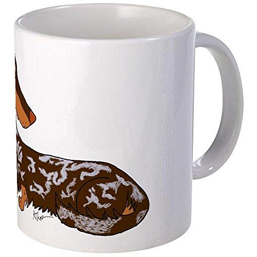 CafePress - Chocolate Dapple Dachshund Mug - Unique Coffee Mug, Coffee Cup -