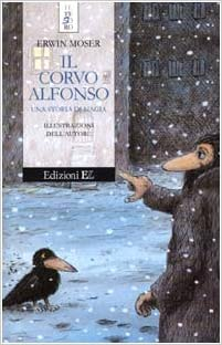 Risultati immagini per il corvo alfonso