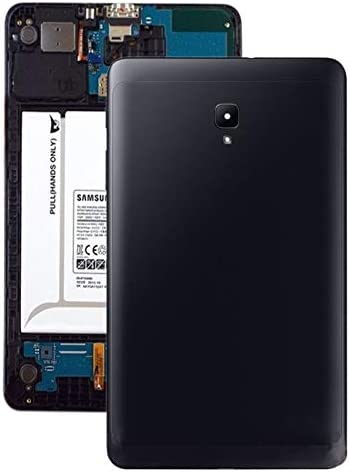 T385 Replacement Black 2017 Color : Black XIAOMIN Battery Back Cover for Galaxy Tab A 8.0