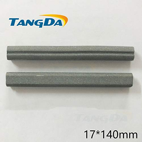 Maslin 17140mm ferrite Bead cores Rod core ODHT 17 140 mm Soft SMPS RF ferrite inductance HF Welding Magnetic bar High Frequency
