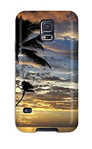 Excellent Design Amazing Beach Case Cover For Galaxy S5