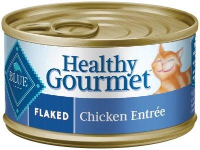 Blue Buffalo BLUE Healthy Gourmet Flaked Chicken Entr?e Cann