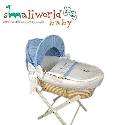 Cubierta personalizable para cesta de moisés, diseño de ...