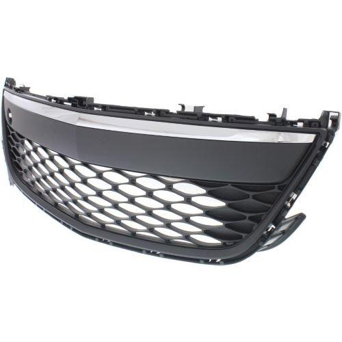 (Make Auto Parts Manufacturing Bumper Cover Grille Chrome For Mazda CX-7 2010-2012 - MA1036121 )