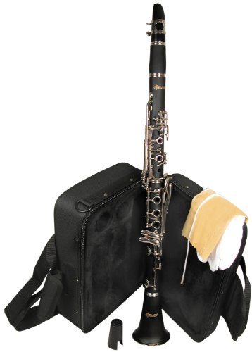 Mirage TTC50WA Bb Woodgrain Clarinet with Case by Mirage