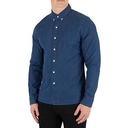 De top Cuhshop Camisa Hombre Levi's 60 Azul Pacífica Descuento d8wfdxA