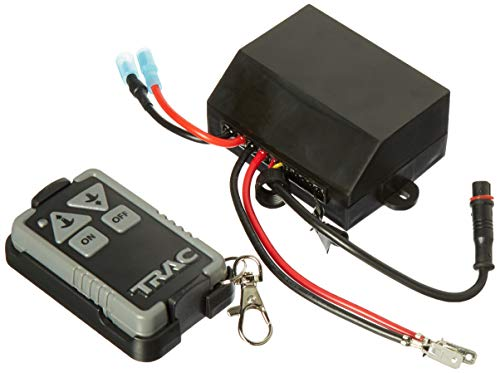 - Trac Outdoors T10216 Trac G3 Anchor Winch Wireless Remote Kit