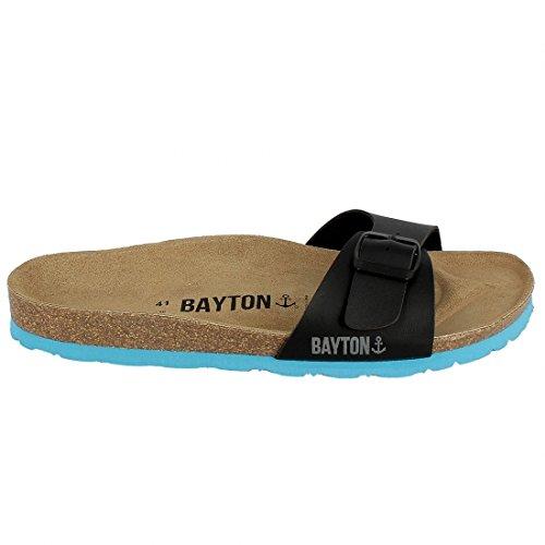Bayton - Tongs / Sandales - Ba-10402 - Noir