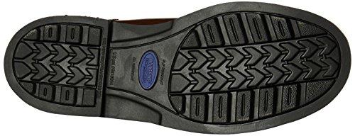 WOLVERINE Brown Leather Size 5 Waterproof Wide WORLDWIDE Boots 9 Men's Brek Extra pRw4apq