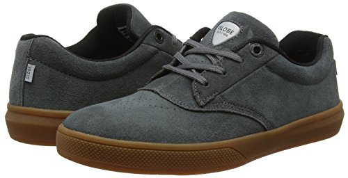 Globe The Eagle Skate Shoes - Charcoal / Gum Charcoal / Gum