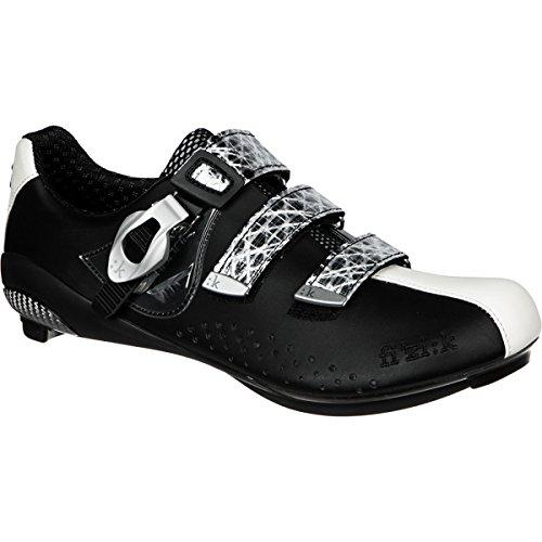 Damen Damenschuhe schwarz Rennradschuh 42 R3 weiß Fizik Größe Donna 4Rq1nxwqCF
