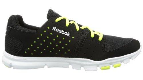 Reebok Yourflex Train 3.0, Natural Running, dämpfende Einlegesohle, Natürlichen Bewegungsabläufe, Gute Stoßabsorption, Atmungsaktivität, Optimale Passform, Größe 44,5 / US 11 / UK 10 / 29 cm