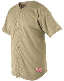 f3920669b Champion Life Men s Prospect Baseball Jersey  Amazon.co.uk  Clothing