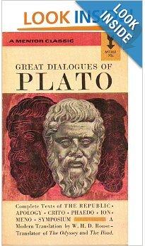 Great Dialogues of Plato [Complete Texts of The Republic, Apology, Crito, Phaedo, Ion, Meno, Symposium