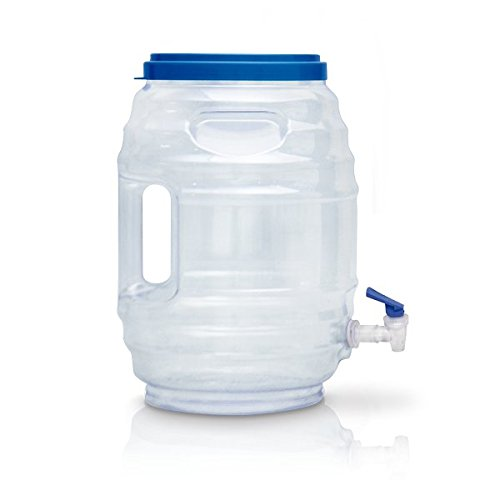 Royal Cook VBR5 Vitrolero Aguas Frescas Tapadera Plastic Wat